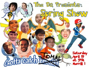 DQ Spring Show 2014